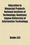 Education in Himachal Pradesh: National Institute of Technology, Hamirpur
