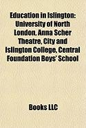 Education in Islington: University of North London