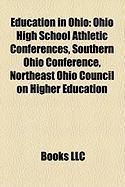 Education in Ohio: Ohio High School Athletic Conferences