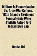 Military in Pennsylvania: 112th Infantry Regiment