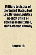 Military Logistics of the United States: Defense Logistics Agency