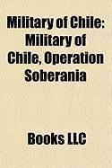 Military of Chile: Operation Soberania