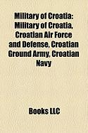 Military of Croatia: Croatian Air Force and Defense