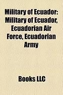 Military of Ecuador: Timor Leste Defence Force