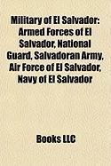 Military of El Salvador: National Guard