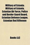 Military of Estonia: National Guard