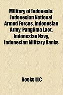 Military of Indonesia: Indonesian National Armed Forces