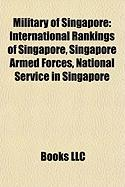 Military of Singapore: International Rankings of Singapore