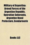 Military of Argentina: Operation Soberan a