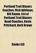 Portland Trail Blazers Coaches: Rick Adelman