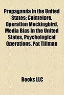 Propaganda in the United States: Media Bias in the United States