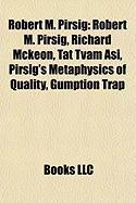 Robert M. Pirsig: Richard McKeon