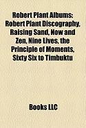 Robert Plant Albums: Robert Plant Discography
