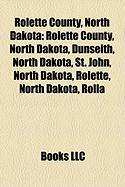 Rolette County, North Dakota: A1 Road