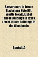 Skyscrapers in Texas: Blackstone Hotel (Ft. Worth, Texas)