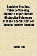 Smoking: Health Effects of Tobacco