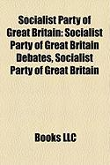 Socialist Party of Great Britain: Socialist Party of Great Britain Debates