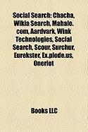 Social Search: Chacha
