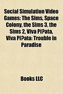 Social Simulation Video Games: The Sims 3