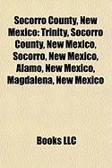 Socorro County, New Mexico: Trinity