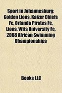 Sport in Johannesburg: Golden Lions