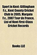 Sport in Kent: Kent County Cricket Club in 2005