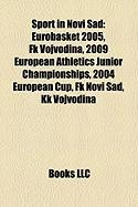 Sport in Novi Sad: Eurobasket 2005