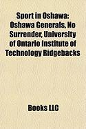 Sport in Oshawa: Oshawa Generals