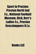 Sport in Preston: Preston North End F.C.