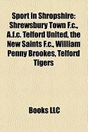 Sport in Shropshire: Shrewsbury Town F.C.