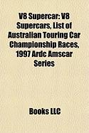 V8 Supercar: List of Australian Touring Car Championship Races