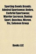 Sporting Goods Brands: Admiral Sportswear