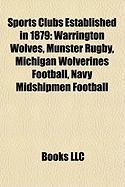 Sports Clubs Established in 1879: Warrington Wolves