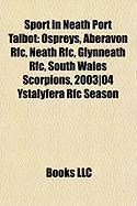 Sport in Neath Port Talbot: Ospreys