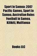 Sport in Samoa: 2007 Pacific Games