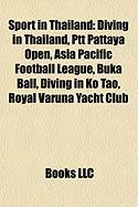 Sport in Thailand: Diving in Thailand