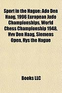 Sport in the Hague: 1996 European Judo Championships