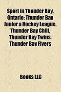Sport in Thunder Bay, Ontario: Thunder Bay Junior a Hockey League