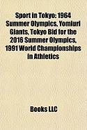 Sport in Tokyo: 1964 Summer Olympics