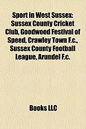Sport in West Sussex: Sussex County Cricket Club