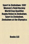Sport in Zimbabwe: 1997 Women's Field Hockey World Cup Qualifier