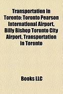 Transportation in Toronto: Toronto Pearson International Airport