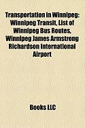 Transportation in Winnipeg: Winnipeg Transit