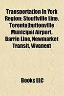 Transportation in York Region: Stouffville Line