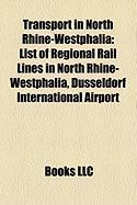 Transport in North Rhine-Westphalia: List of Regional Rail Lines in North Rhine-Westphalia