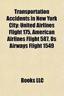 Transportation Accidents in New York City: Us Airways Flight 1549