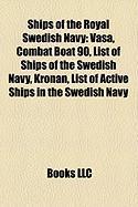 Ships of the Royal Swedish Navy: Vasa