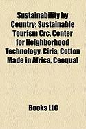 Sustainability by Country: Sustainable Tourism CRC