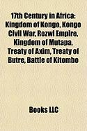 17th Century in Africa: Kingdom of Kongo