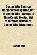 Doctor Who Comics: Doctor Who Magazine
